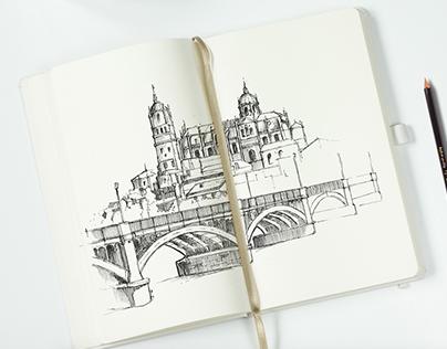BRASS'DUNES - Sketchbook