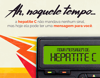 Hepatite C fala com você