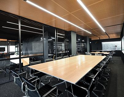 Hillam Office Repro - Architectural Visualization