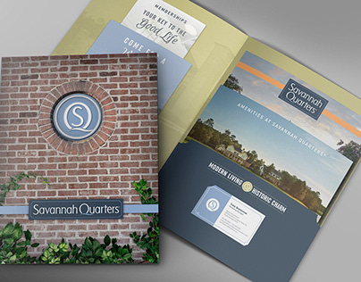 Savannah Quarters® Collateral Package