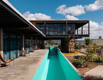 Hotel Agua de Vid