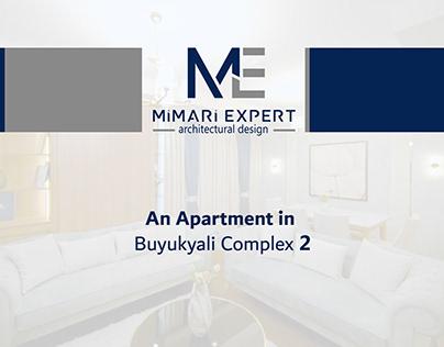 An Apartment – Buyukyali Complex2
