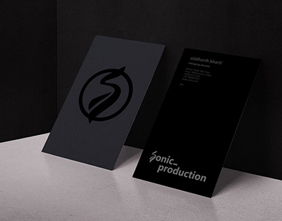 Sonic Production Branding