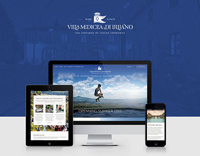 Villa Medicea di Lilliano - Website