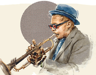 Illustration for akbank jazz blog