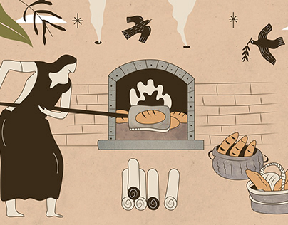 Panamar Bakery Group: El camino del pan - Vídeo animado
