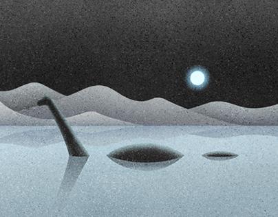 The Loch Ness _______.