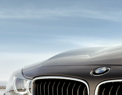 BMW 3 Series GT / Film Concept