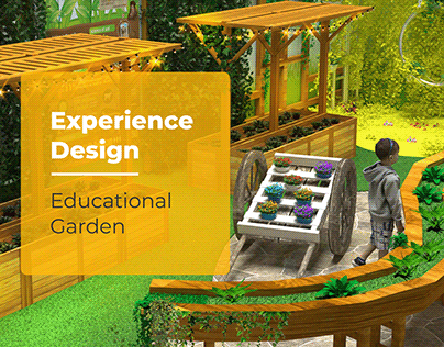 Experience Design - Educational Garden