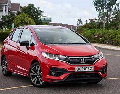 Khả năng vận hàng của Honda Jazz