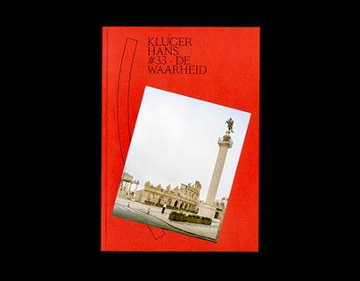Kluger Hans #33 - de Waarheid - a literary magazine