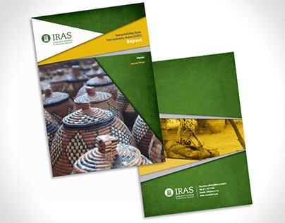 IRAS - Sustainability report Design