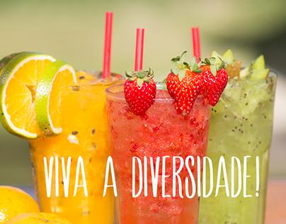 Social Media - Ducamaleão - Lovina Tropical Bar