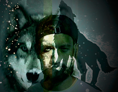 Abstract Spirit Animals
