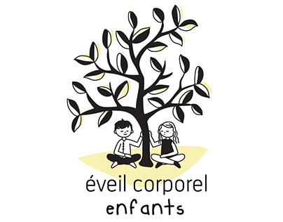 Logo Cours d'éveil corporel