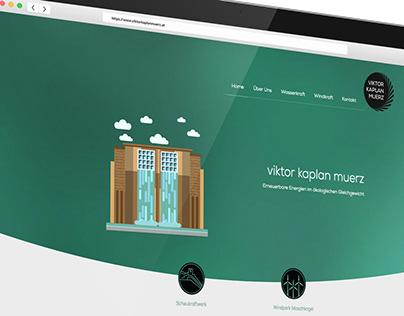 Viktor Kaplan Mürz Webdesign