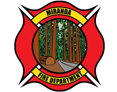 Miranda Fire sweatshirt design