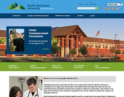 Pacific Northwest University