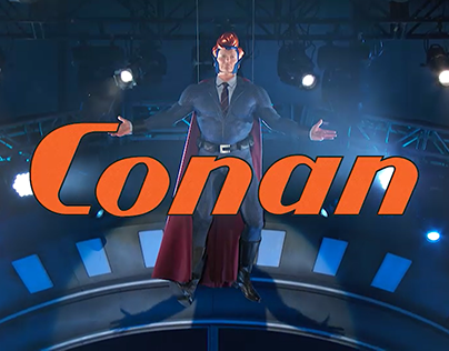 Promo: Conan Live from Comic-Con [2019]