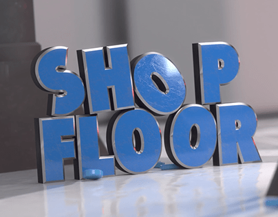 Shop Floor main titles