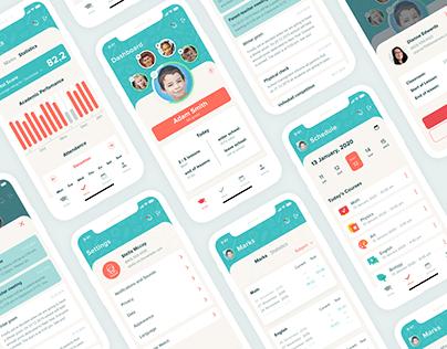 iStudy – Mobile App