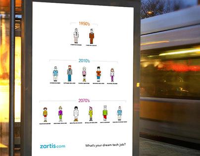 Real tech jobs - Advertising