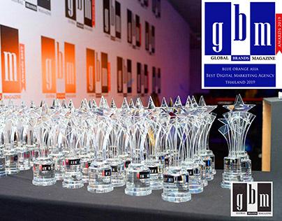 "Blue Orange Asia Best Digital Marketing Agency 2019"""