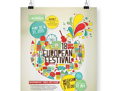 18th European Festival