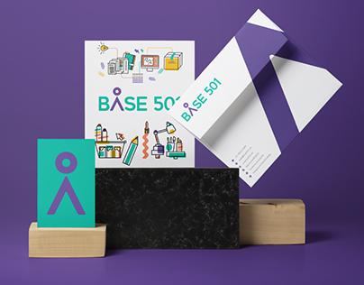 BASE 501 : Rebranding