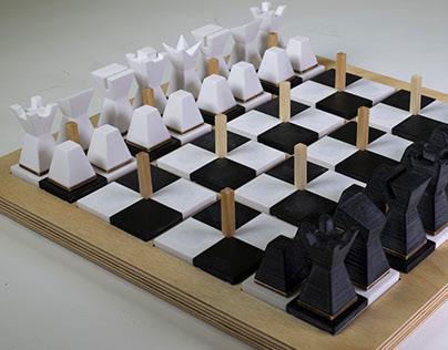 Tile Swap Chess