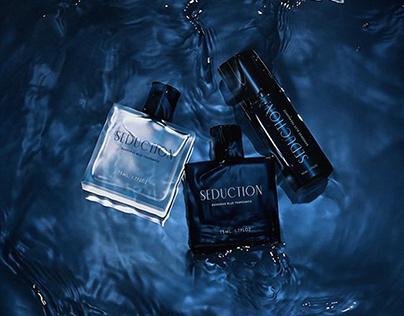 Seduction - Perfume Branding