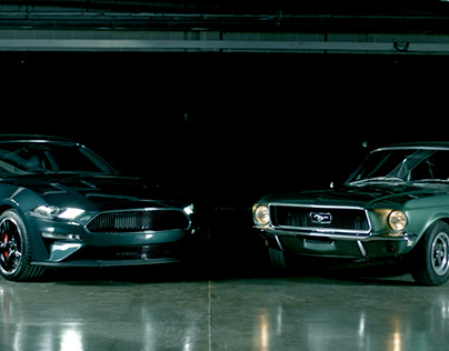 Ford Motor Company - 50th Anniversary Mustang