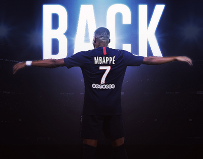 Mbappe is back !