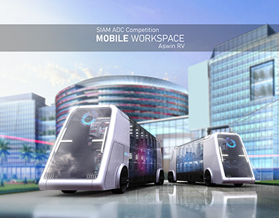 Mobile Workspace for Bangalore 2040