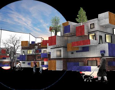 Ideia para possível habitação social