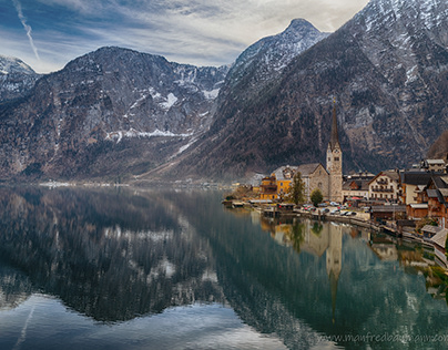 Hallstatt 2021 by Manfred Baumann