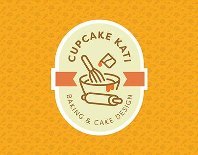 Cupcake Kati Branding