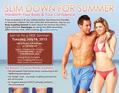 Slim Down For Summer 2015