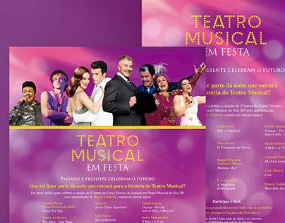 FIESP SESI - Teatro Musical - A Madrinha Embriagada
