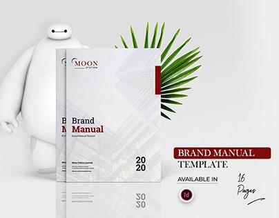 Brand Manual Guideline
