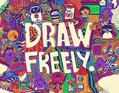 Concurso Inkscape - Draw Freely