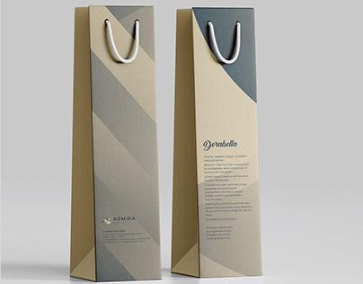 Wine Bag Packaging Design
