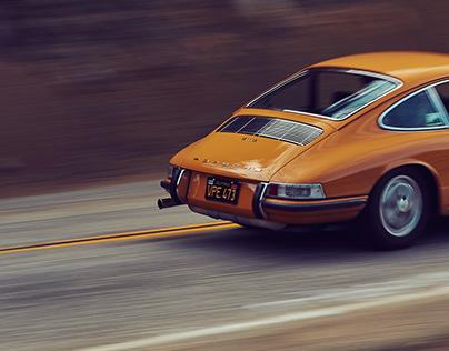 Bahama Yellow Porsche 911S