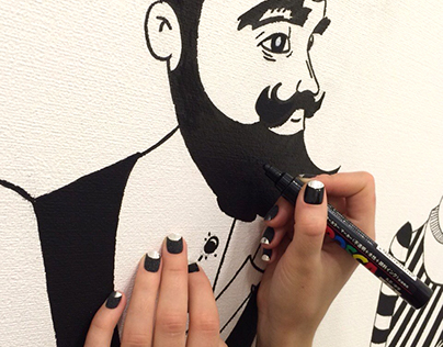 Valentina Kadyrova nail studio - Cabinet of Top Master
