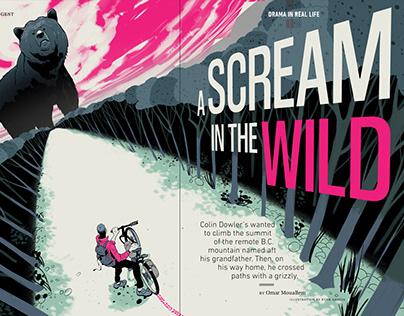 """""""A Scream In the Wild"""""""