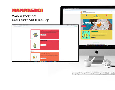 Mamaredo! Reuse and reduce campaign