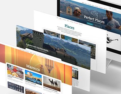 Perfect Places | Web Design