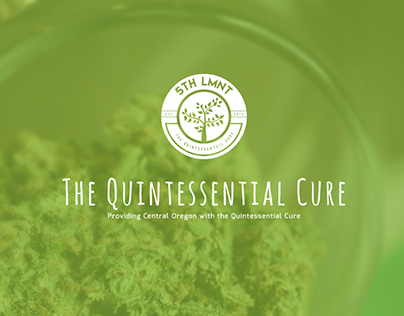 5th LMNT Website Design - Medical Marijuana