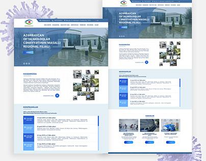 Ophthalmology Website Design