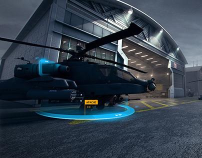 Royal Air Force - Base X